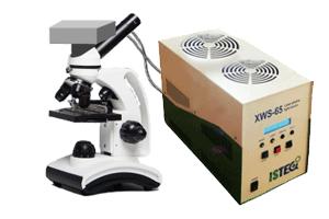 蛍光顕微鏡の光源