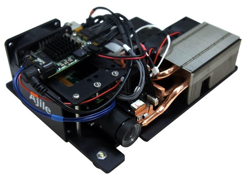 DMD 搭載プロジェクター AJP-4500