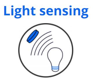 光検出(照度センサ)