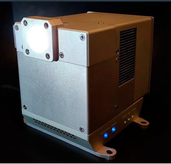レーザー励起白色光源 XWS-30
