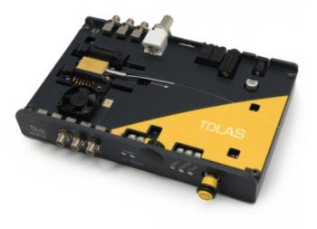 ガス検知アプリケーション用レーザーダイオードドライバー TDLAS