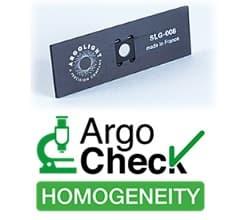 蛍光システム用スライド ARGO-Check Homogeneity