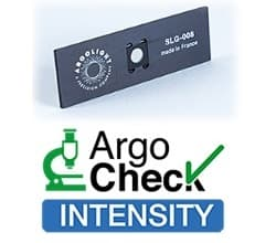 蛍光システム用スライド ARGO-Check Intensity