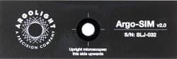 蛍光システム用スライド  Argo-SIM  V2