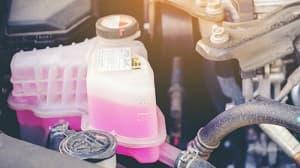 自動車 |  クーラント(冷却水)の品質モニタリング