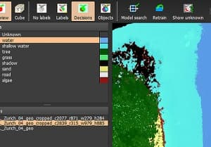 リモートセンシング | 土地被覆の分類
