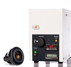 120W 反射型水銀ショートアークランプ 高輝度小型光源 LQ-HXP120