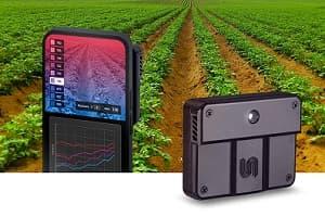 [農業アプリケーション向け] 超小型 近赤外スペクトルカメラ ColorIR<sup>TM</sup>  Monarch<sup>TM</sup>