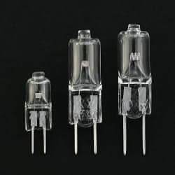 光学機器用ハロゲンランプ(スクエアーフィラメントタイプ)