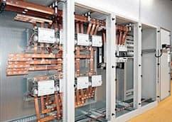 スイッチギア(開閉装置)の温度モニタリング