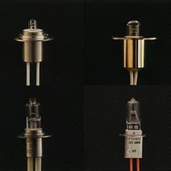 高精度精密光学機器用ハロゲンランプ-PCLランプ –