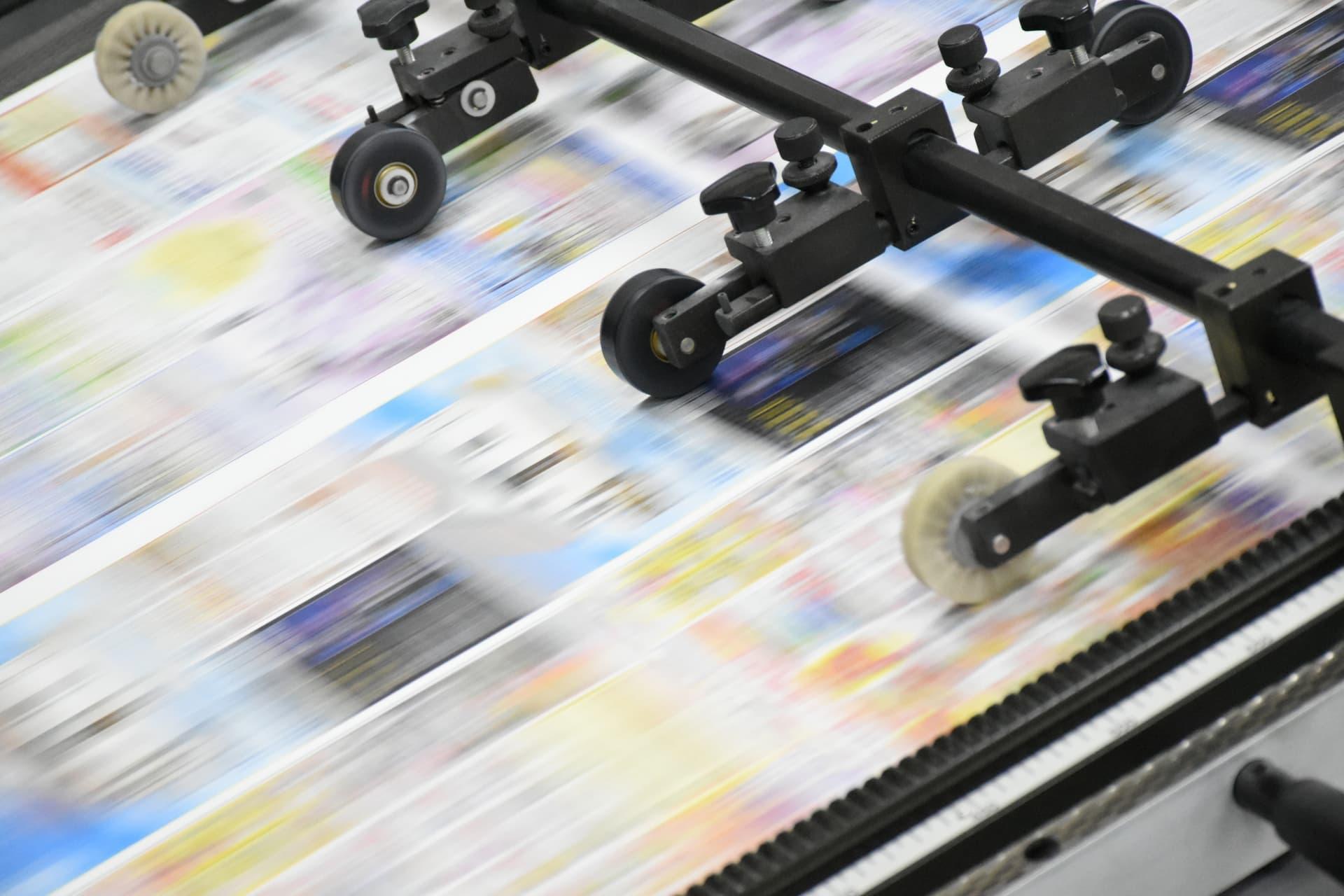 可視分光器用途例_印刷